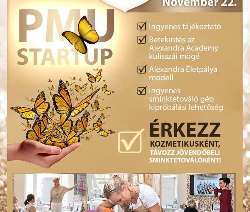 PMU Start UP
