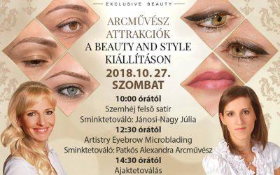 Beauty and Style kiállítás