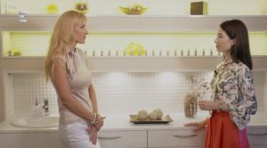 Patkós Alexandra Exclusive Beauty sminktetoválás és szemöldöktetoválás Echo TV