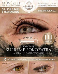 Patkós Alexandra Exclusive Beauty szemhéjtetoválás Supreme eyeshading