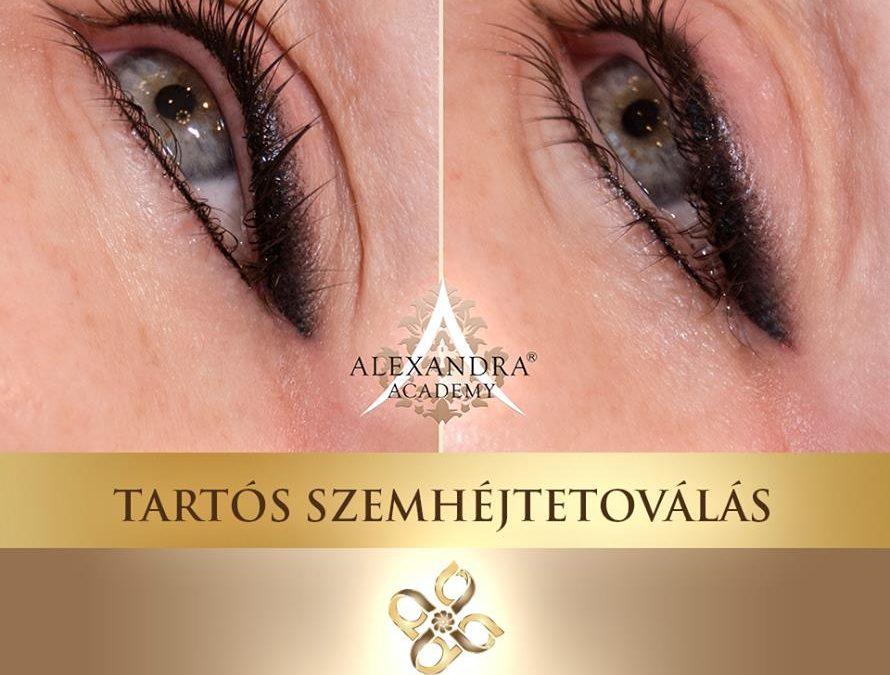 Patkós Alexandra Exclusive Beauty szemhéjtetoválás