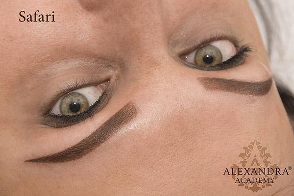 Soft powder szemöldök tetoválás Budapest Patkós Alexandra 5